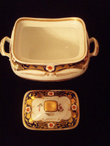 Early Spode Sucrier & Creamer Set With Lid-pattern 2789-No repairs-c1819 - $350.00