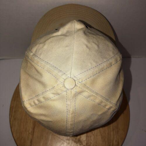 Vintage DUCKS UNLIMITED Sponsor 80s USA Hat Cap Strapback Dorfman Pacific ROPE image 7