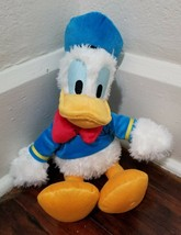 "Disney Parks Exclusive 12"" Donald Duck Plush Stuffed Animal - $4.83"