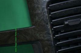 Mitsubishi Montero Limited AC Dash Vents Climate Control Radio Trim Set 03-06 image 12