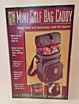 Golf Clubhouse Golf mini Golf Bag Cooler Caddy Drinks Food Insulated Bag - $620,88 MXN