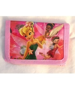 Disney Tinkerbell Pink Children's Wallet—Disney, Hello Kitty, Spongebob ... - $7.00