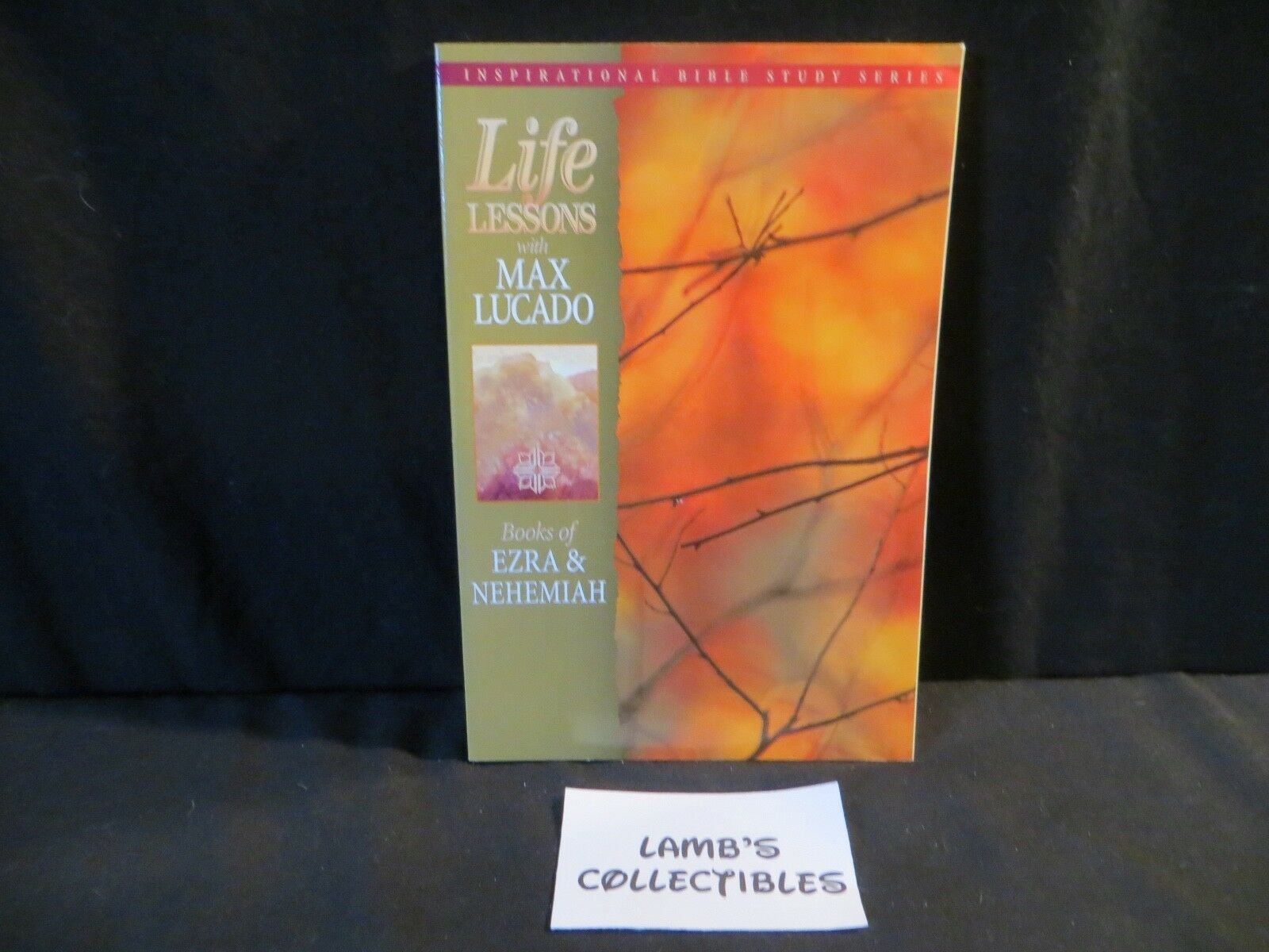 Primary image for Life Lessons with Max Lucado Books of Ezra & Nehemiah Bible Study Copyright 1999