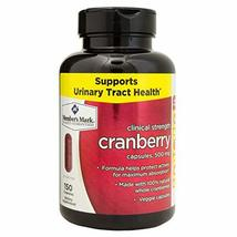 Member's Mark Clinical Strength 500mg Cranberry Dietary Supplement (150 ... - $23.99