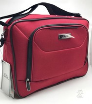 US Traveler Delmont Tote Bag Red Marrow Travel New - $613,35 MXN
