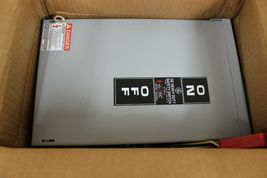 General Electric THN2261RDC Spec-Setter Safety Switch Heavy Duty New image 3
