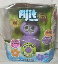 Fijit Friends Willa Purple Incomplete Missing Left Antennae NIB - $37.39