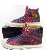 Converse Andy Warhol Chuck Taylor 70 Hi Abstract PURPLE 150140C 9.5 MEN ... - $110.00