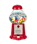 Dollhouse Miniature - Counter Top Gumball Dispenser Machine - 1:12 Scale - $12.99