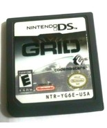 GRID Nintendo DS, 2008 Game Only No Case - $13.83