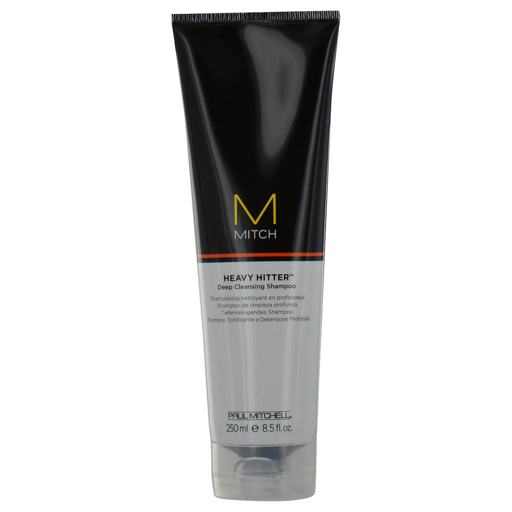 PAUL MITCHELL MEN by Paul Mitchell MITCH HEAVY HITTER SHAMPOO 8.5 OZ for MEN ---