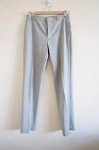 EUC Club Monaco Size 2 XS Lightweight Wool Gray Dress Pant, EUC Career P... - $39.59