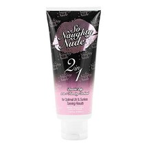 Devoted So Naughty Nude 2 in 1 Sunless ™ Double Dip 2 in 1 Tanning Cocktail - $26.06