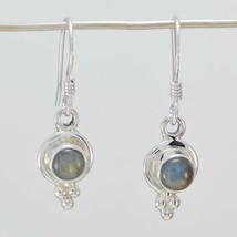 exquisite Labradorite 925 Sterling Silver Multi Earring genuine supply U... - $9.89