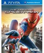 The Amazing Spider-Man - PS Vita [video game] - $113.79