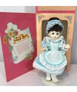 """Antiques Vintage IDEAL Nursery Tales Collectors Doll Series 1984 Sz: 8"""" in - $21.90"""
