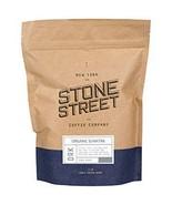 DARK SUMATRA ORGANIC Fair Trade Coffee   Whole Beans   1 Lb Bag   Rich/B... - $14.99