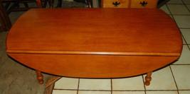 Maple Dropleaf Coffee Table - $399.00
