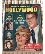 """""""WHO'S WHO IN HOLLYWOOD""""1959/ VOL #1,#14!!! Near Mint - $39.60"""