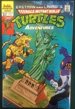TEENAGE MUTANT NINJA TURTLES ADVENTURES #20 (19... - $9.89