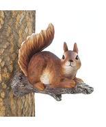 Lounging Squirrel Figurine Tree Decor Summerfield Terrace - $20.15