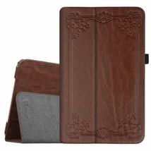 Fintie Folio Case For Samsung Galaxy Tab E 9.6, Slim Fit Premium Leather... - $17.99