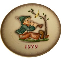 M. J. Hummel 1979 Annual Plate Singing Lesson 9th Annual Plate West Germany - $12.99