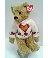 "Ty Attic Treasures Collection ""Heartly"" New With Tag 1993 12"" Teddy Bear... - $12.00"
