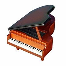 The San Francisco Music Box Company Wooden Piano Jewelry & Ring Box - $71.63