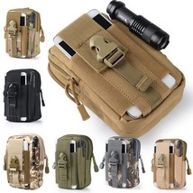 Tactical Holster Military Molle Hip Waist Belt Bag Wallet Pouch Purse Ph... - $8.99