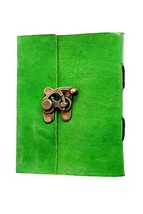 TUZECH Handmade Leather Diary Leather Journal Notebook for Office/Home/C... - $12.73