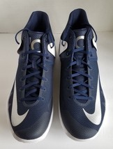 7d792de5cf37 Nike Mens KD Kevin Durant Trey 5 Blue White Basketball Shoes 856484-442 .