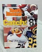Sports Illustrated October 3 1994 Colorado Hail Mary Catch beats Michigan - $4.99