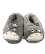 "USB Totoro Ghibli Cosplay Adult Plush Rave Shoes Slippers 10""  - $191,03 MXN"