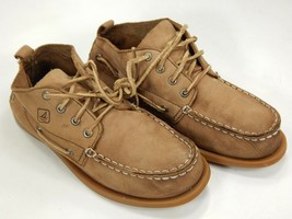 Sperry Top-Sider A/O Chukka Size 3 M (Y) EU 35 Youth Big Kid's Boat Shoes