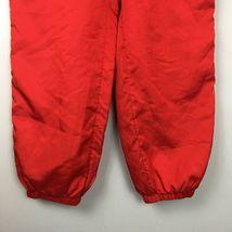 Nils Women's Red Vintage Snowsuit Ski Snow Board Pants Size 16 image 5