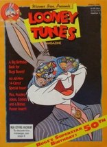 Looney Tunes Magazine #2 (Spring 1990) [Comic] Albano, John And Dinsmoor, Rob An - $5.79