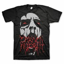 CARACH ANGREN FACE DARK HEAVY BAND HARDCORE MUSIC ARTIST PUNK GOTH T TEE SHIRT image 3