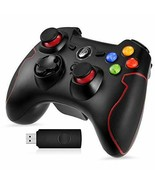 2.4G Wireless Controller for PS3, PC Gamepads with Vibration Fire Button... - $93.42