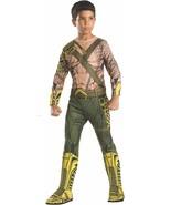 New AQUAMAN Kids Jumpsuit COSTUME By Rubies Childrens Large DC Comics Su... - $19.62