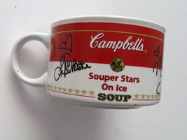 Souper Stars on Ice Figure Skating Mug Cup Olympics from Campbell's Soup... - $8.79