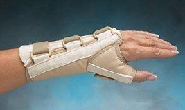 Norco D-Ring Thumb/Wrist Splint, Size: M, Left - $31.99