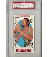 1969 Topps Flynn Robinson Rookie #92 PSA 5 P483 - $12.98