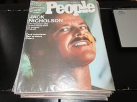 People Weekly , December 8 ,1975 , Jack Nicholson , 'Hutch' , General Haig - $29.70