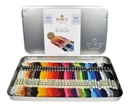 Etoile Collectors Tin Embroidery Floss - $76.46