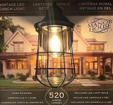 Nuevo Señorial Casa Vintage Led Grueso Luz - $64.19