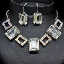 "Jewelry Set ""Modern"" with Crystals From Swarovski™ - $188.99"