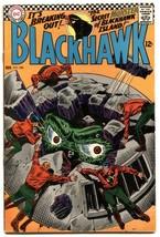 BLACKHAWK #226 1966-Moon Monster VG- - $20.08