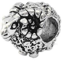 Sheep Ram European Bead Pandora Style Chamilia Troll Biagi - $4.83