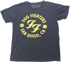 FOO FIGHTERS San Diego 2011 CONCERT T-SHIRT Medium Wasting Light Tour Da... - $28.04